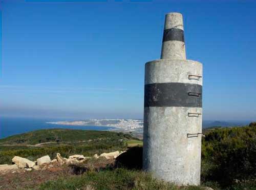 A Rede Geodésica Portuguesa Bolembreano de 2ª Ordem com