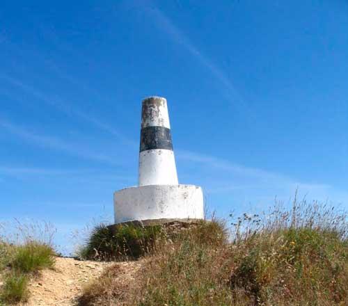 A Rede Geodésica Portuguesa Bolembreano de 3ª Ordem ou grau