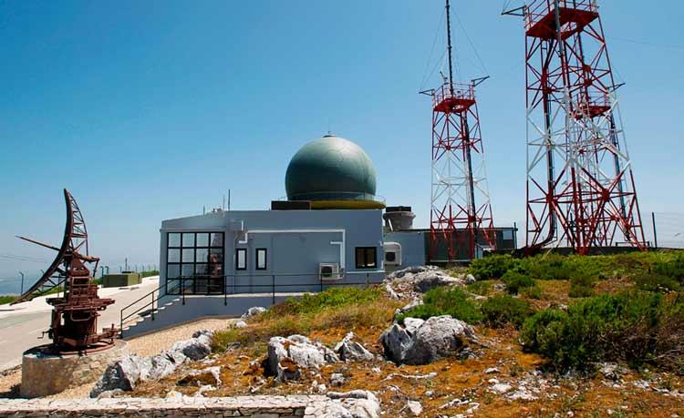 Estação-de-radar-Serra-de-Montejunto