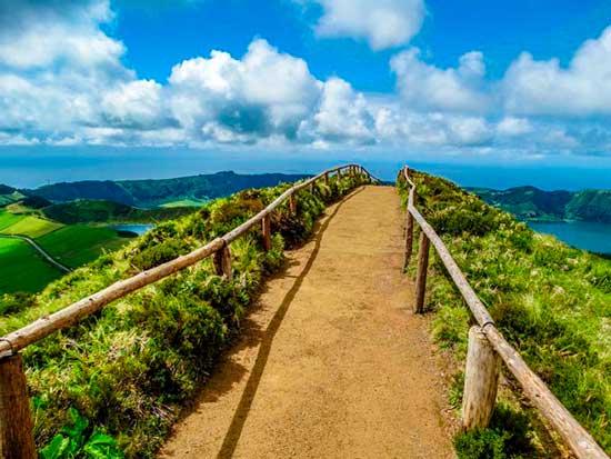 Percursos Pedestres Açores 02