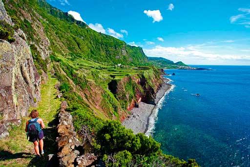 Percursos Pedestres Açores 1