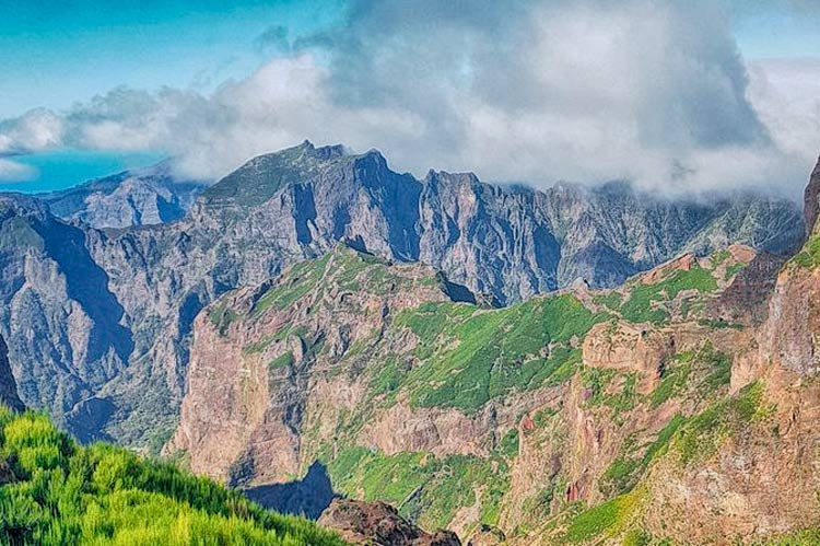Percursos Pedestres Madeira
