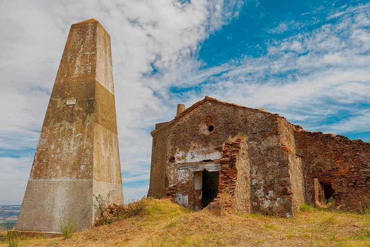 Pico-de-São-Gens-na-Serra-de-Ossa