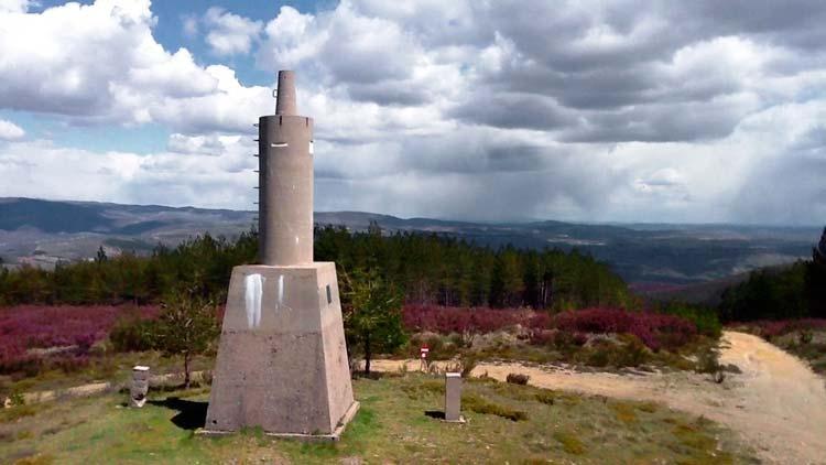 Serra-da-Coroa-Alto-da-Coroa - Serras mais altas de Portugal