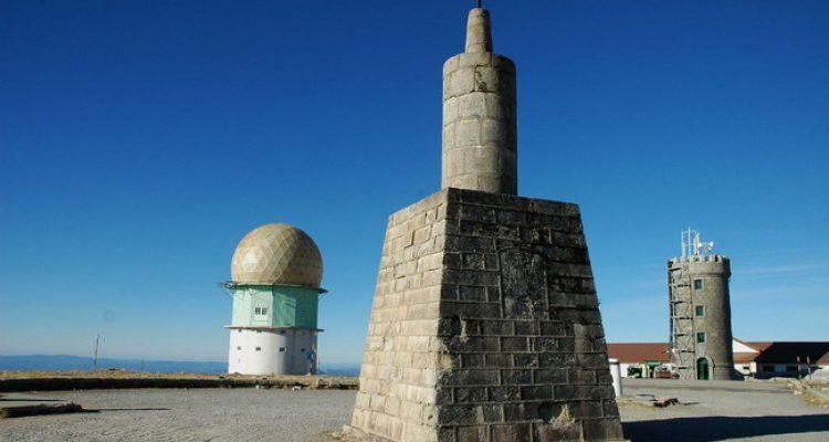 Torre na Serra da Estrela