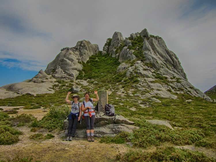 Pico-da-Nevosa-na-Serra-do-Gerês
