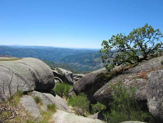 Parque Nacional Peneda Gerês Vista da Calcedónia