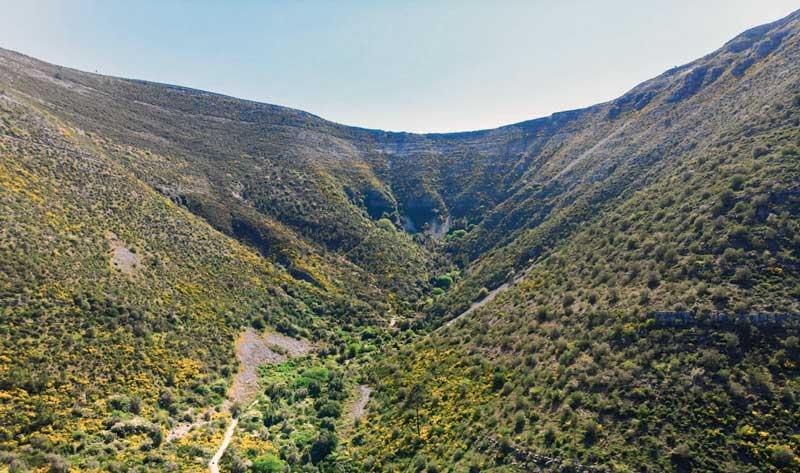 Parque Natural Serras de Aire e Candeeiros Percursos Pedestres